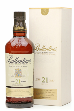 Rượu Ballantine's 21 700ml 43% Vol