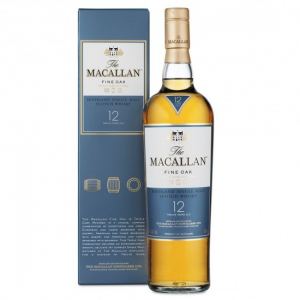 Macallan 12 Fine Oak 700ml 40% Vol