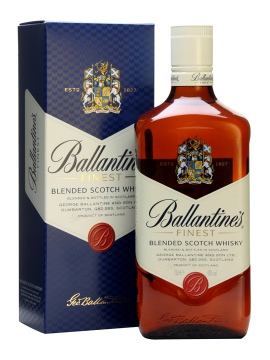 Ballantine Finest 750 ml / 40%