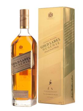 Rượu JOHNNIE WALKER Gold Label 750 ml / 40%