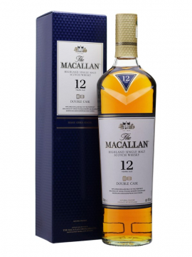 Macallan 12 Double Cask 700ml 40% Vol