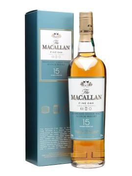 Rượu MACALLAN 15 Năm - FINE OAK 700 ml / 43%