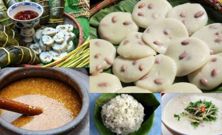 Món ngon không thể bỏ qua làng quan họ Bắc Ninh