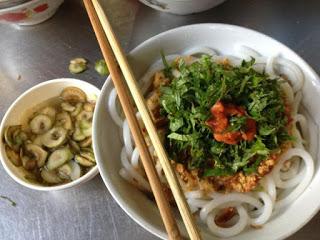 Bún đũa - đặc sản Nam Định ngon hết ý
