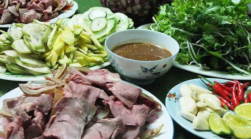 Bê thui Cầu Mống - đặc sản nổi tiếng Quảng Nam