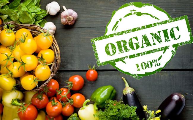 Mắc ca và thực phẩm hữu cơ.