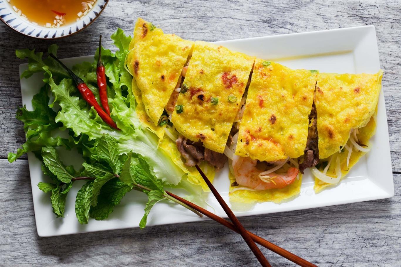 Ẩm thực Việt Nam, những đặc sản lấy lòng du khách thế giới