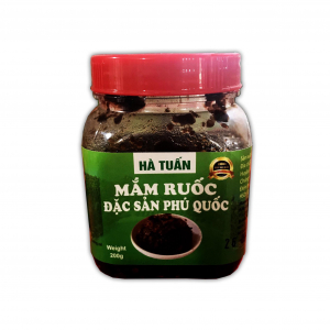 Mắm ruốc Hà Tuấn - Đặc sản Phú Quốc
