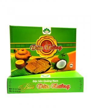 Hộp Bánh Dừa Nướng - Đặc Sản Quảng Nam