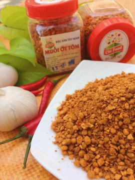 Muối tôm loại 3 - Đặc sản Tây Ninh