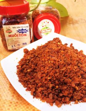 Muối tôm loại 2 - Tây Ninh