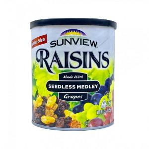 Nho Khô Mỹ Không Hạt Sunview Raisins - Mỹ