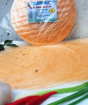 Bánh tráng muối ớt - Tây Ninh
