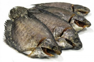 Khô cá Sặc nhiều nắng - Đặc Sản Cà Mau