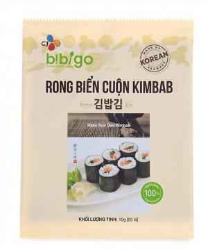 Rong biển cuộn Kimbab gói 10g