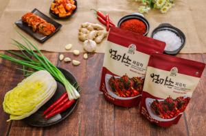 Kim Chi Cải Thảo Cây Hàn Quốc 500g / 1Kg Ommason